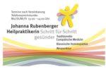 Johanna Rubenberger, Heilpraktikerin